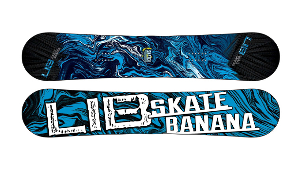 lib tech skate banana extreme powder. Black Bedroom Furniture Sets. Home Design Ideas